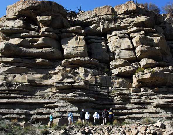 Utah geology field trips