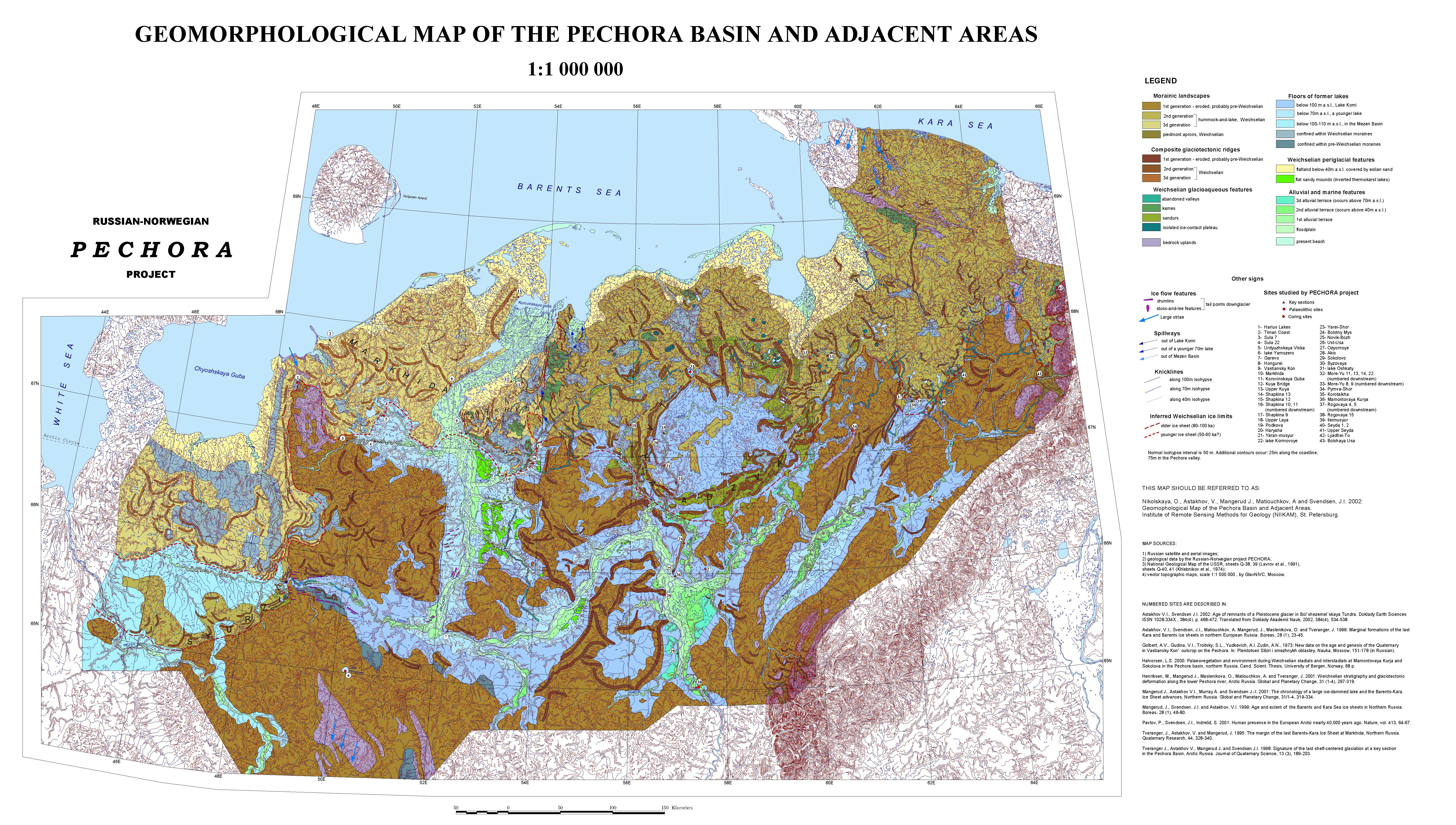The Quaternary of Northern Russia, the Eastern Barents Sea and the on nasa russia, oceans and seas that surround russia, bulgaria russia, sakhalin island russia, sea that borders northwestern russia, toxic waste dumps sochi russia, exxonmobil russia, it and the oceans that border russia, kfc russia,